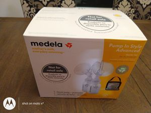 Medela bi electric advance new for Sale in Irvine, CA