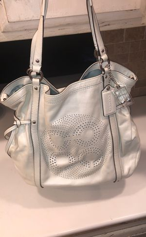 Coach Hobo style bag 100% leather (read description) for Sale in La Mesa, CA