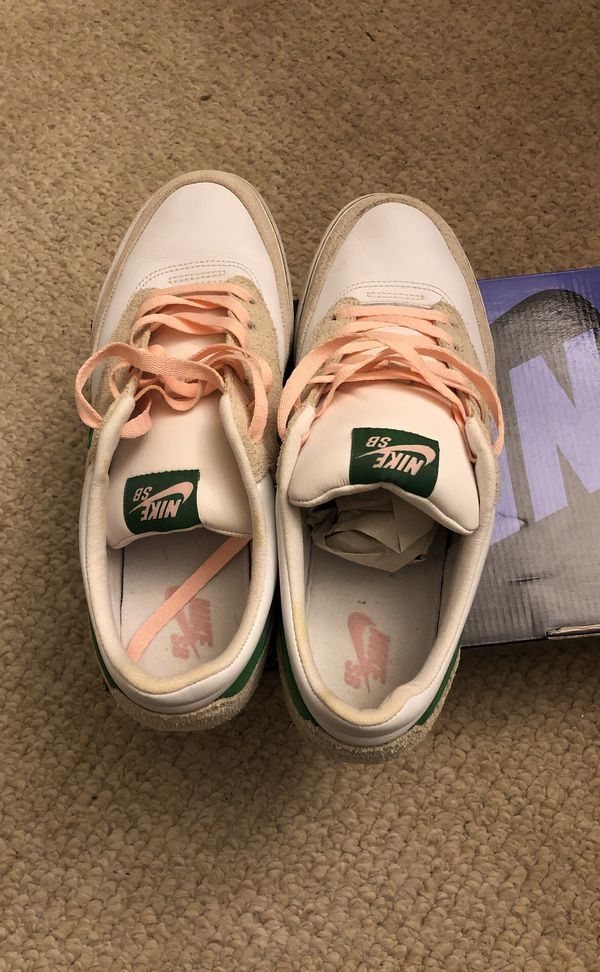 Nike zoom harbor size 10 used