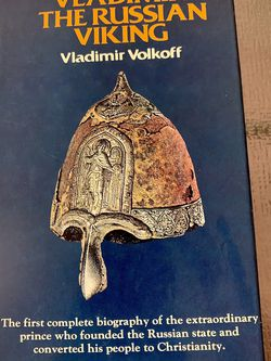 "Book ""Vladimir The Russian Viking"" By Vladimir Volkoff (Hardcover) for Sale in Hialeah,  FL"
