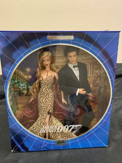 James Bond 007 Barbie Collectibles for Sale in Patterson,  CA