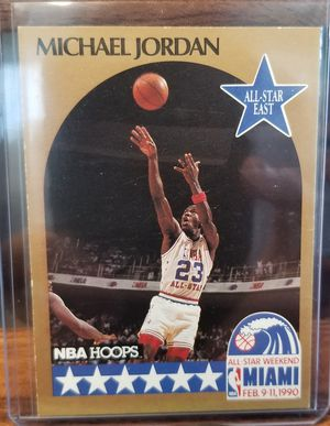 1990 Hoops Michael Jordan All Star for Sale in Pembroke Pines, FL