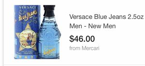 Versace NEW JEANS cologne new for Sale in Santa Maria, CA