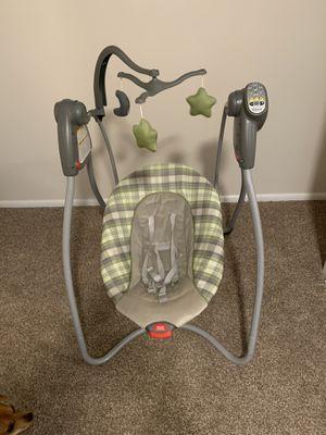Graco foldable baby swing for Sale in South Jordan, UT