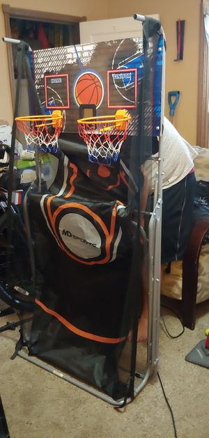 Teen ager duo basketball hoop for Sale in Brooklyn Park, MD