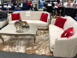 Sofa and love seat and chair for Sale in Hazel Park, MI