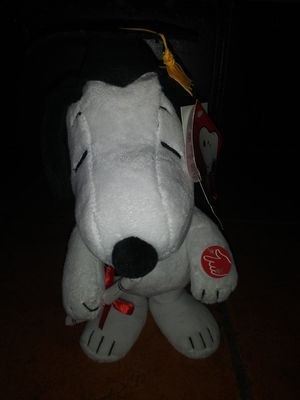Peanuts Snoopy Year Of 2018 Graduation Walking Musical Plush for Sale in Hawthorne, CA