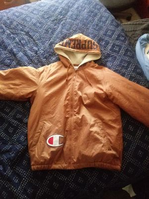 Supreme champion jacket for Sale in Willow Spring, NC