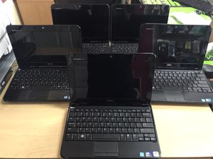 Dell Inspiron Mini with no Hard Drive and No Operating system No charger with battery and Ram for Sale in Arlington, TX