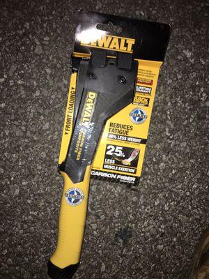 Dewalt slap stapler for Sale in Cuyahoga Falls, OH