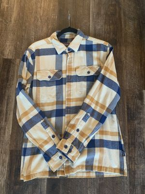 Patagonia Flannel - Small for Sale in Encinitas, CA