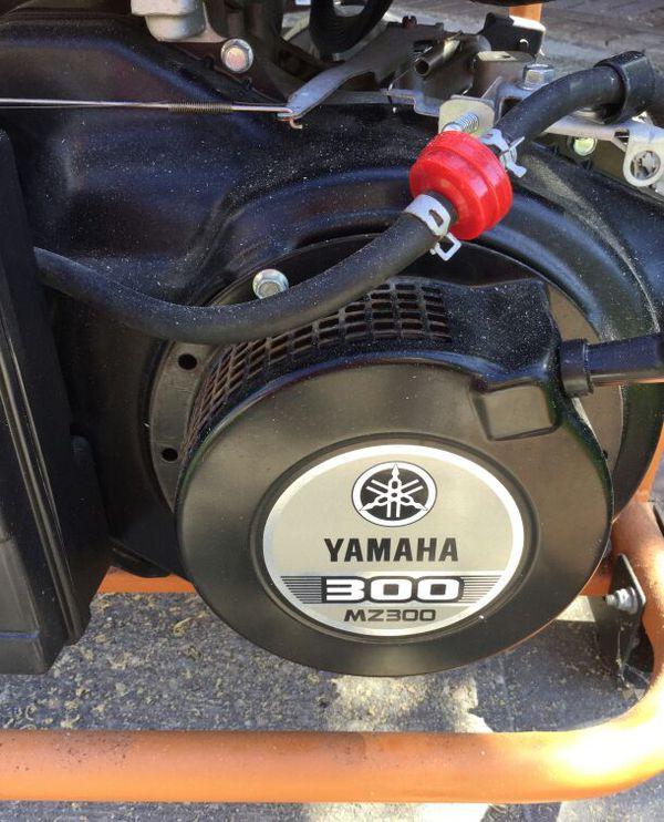 Ridgid 5700 Watt Gasoline Powered Generator for Sale in Islip Terrace, NY -  OfferUp