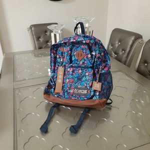 """Trans by Jansport 17.7"""" Floral Transfer Backpack for Sale in Chula Vista, CA"""