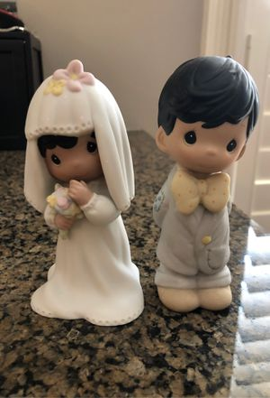 Precious Moments bride and groom for Sale in Marietta, GA
