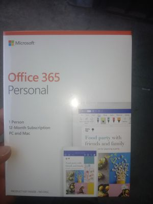 Office 365 personal for Sale in Fresno, CA