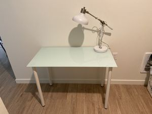 Table & Lamp for Sale in Kirkland, WA