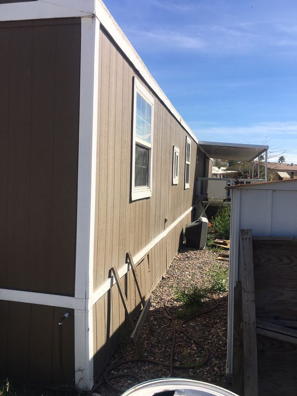 1996 16x80 single wide mobile home 4 bedroom 2 bath for