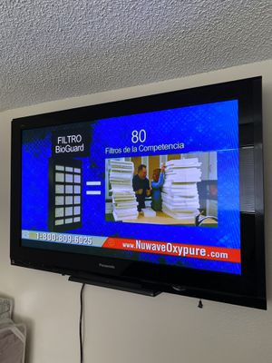 "50"" Panasonic TV for Sale in Mukilteo, WA"