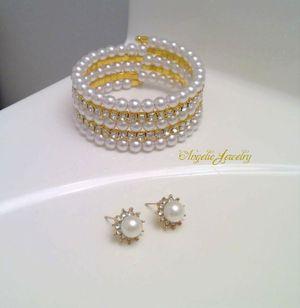 Bracelet & Earring Set for Sale in Frederick, MD
