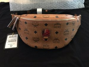 100% AUTHENTIC MCM FANNY PACK WAIST BAG SMALL for Sale in Los Angeles, CA