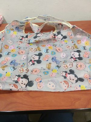 Adorable Mickey and Minnie Multiprint Tote/Shopping Bag for Sale in The Bronx, NY