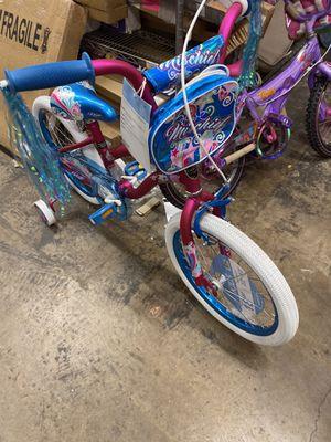 18 inch girls bike for Sale in Warminster, PA