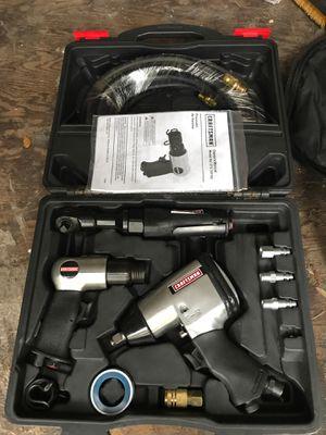 Craftsman 10 pc. Air Tool Set for Sale in St. Petersburg, FL