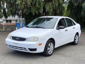2007 Ford Focus for Sale in Tacoma, WA