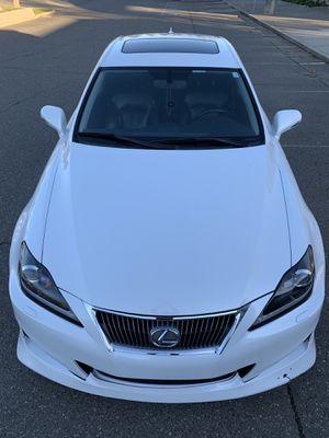 Lexus IS 350 white for Sale in Sacramento, CA