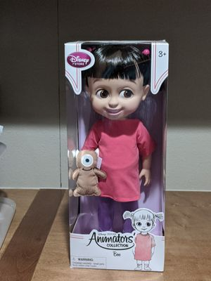 Boo doll monsters Inc !!brand new in box!! for Sale in Corona, CA