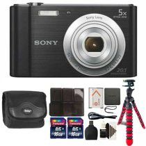 Sony Cyber-shot DSC-W800 Digital Camera with kit for Sale in North Bay Village, FL