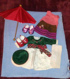 Super Adorable Retired American Girl Doll Bitty Baby Outfits!!! for Sale in Vancouver, WA