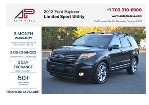2013 Ford Explorer for Sale in City of Manassas, VA