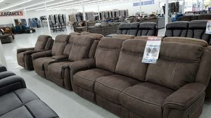 Champion reclining sofa and loveseat for Sale in Columbia, MO