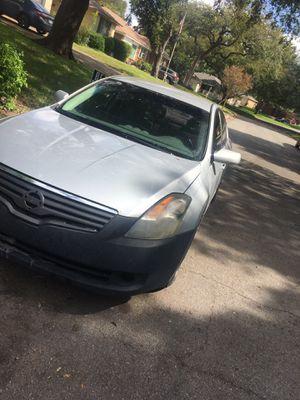 Nissan altima 07 for Sale in Dallas, TX