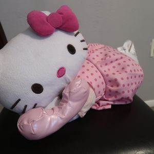 Hello Kitty Stuffed Animal for Sale in Fort Worth, TX