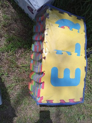 Kids ABC mat for Sale in Lexington, SC