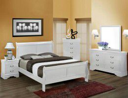 4pcs bedroom set for Sale in Chino, CA