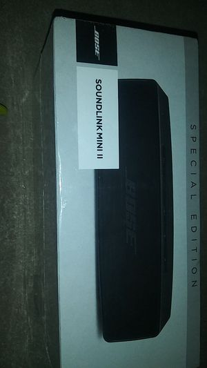 Bose SoundLink mini 2 sSpecial Edition portable speaker for Sale in Phoenix, AZ