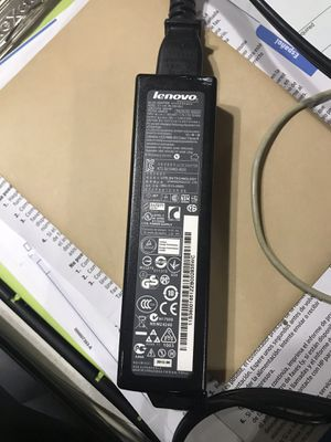 Lenovo laptop charger for Sale in Monroe, WA