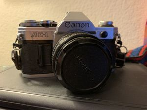 Canon AE-1 35mm Camera for Sale in Niederwald, TX
