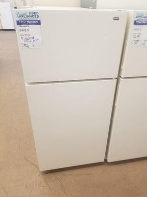 Bisque hotpoint fridge Affordable182 for Sale in Denver, CO