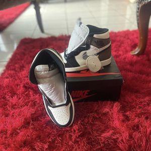 """Air Jordan 1 retro high OG """"mochas"""" for Sale in Fort Lauderdale, FL"""