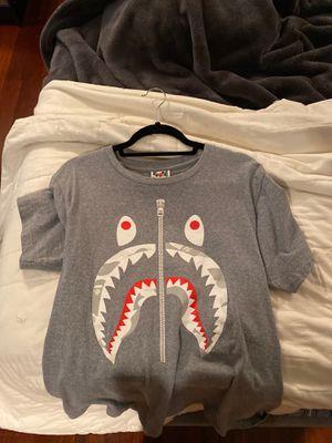 Authentic bape t shirt for Sale in Toms River, NJ