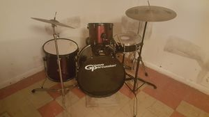 Practice drum set for Sale in Naugatuck, CT