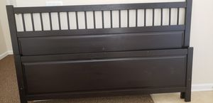 King bed frame for Sale in Brambleton, VA