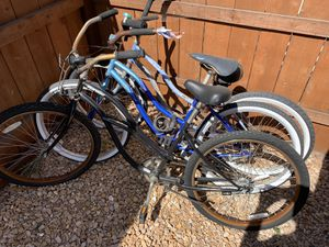 Beach Cruiser Bikes for projects for Sale in San Diego, CA
