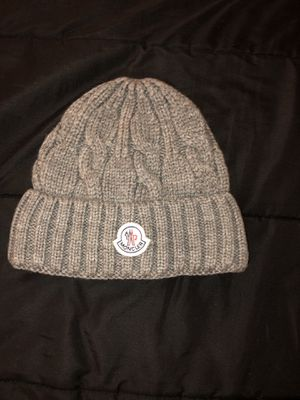 Moncler hat for Sale in North Bethesda, MD
