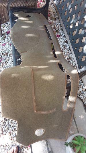 1996 honda accord ' dash cover'Michelin rubber mats' and original mats for Sale in E RNCHO DMNGZ, CA