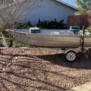 Valco 12' Aluminum Boat for Sale in Ramona, CA